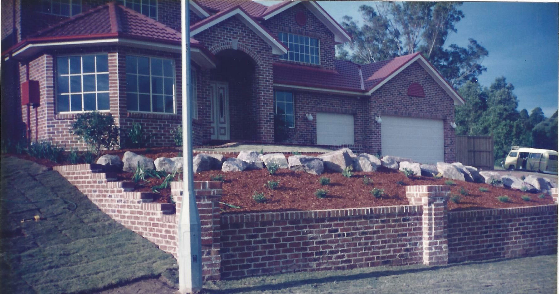 Jim Dormer Landscaping Beecroft