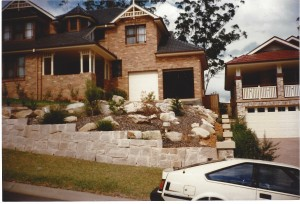 Jim Dormer Landscaping North West Sydney